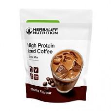 High Protein Iced Coffee Drink Mix Γεύση Mocha